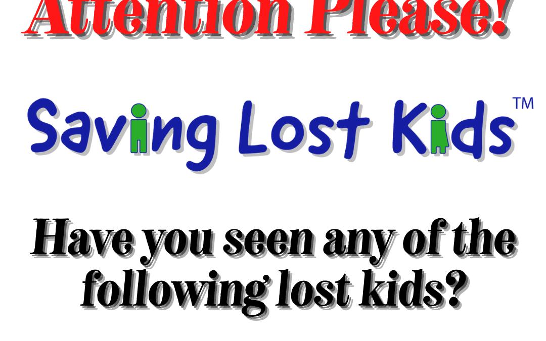 5 New Missing Children 061121