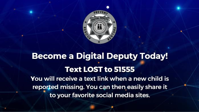 Kid(s) Missing Text Alert Ages 6,14 and 16